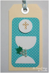 Tag/Mini-Card per Prima Comunione
