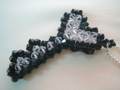 """""""Chiave del Cuore"""" - Collana in cristallo Swarovski"""