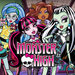 Stampa alimentare su foglio di pasta di zucchero Monster High