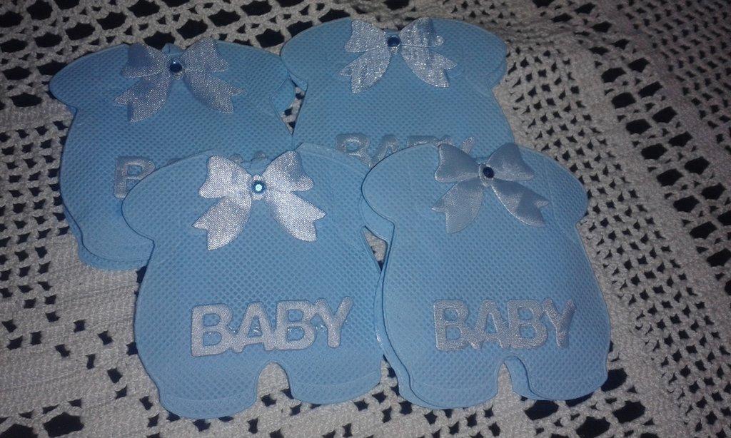 Sacchetti bomboniera per battesimo o nascita