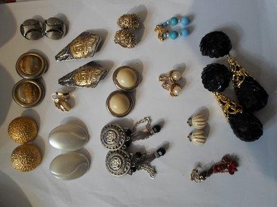 orecchini anni 60,70 8o - Gioielli - Orecchini - di cesi