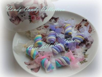 "Orecchini Marshmallow ""Candy Candy"""
