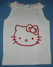 canotta hello kitty