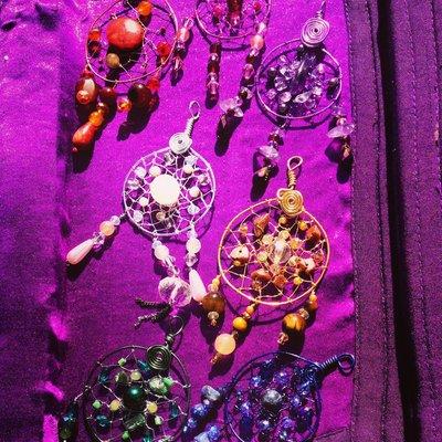 Ciondoli di rame chakra