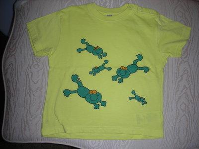 maglietta rane