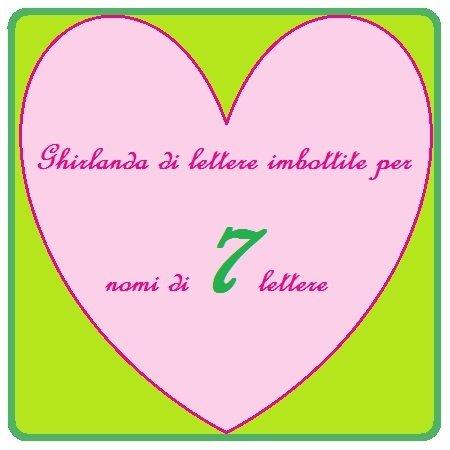 Targhe nascita in cotone per nomi di 7 lettere: decorare la cameretta con il nome in lettere di stoffa!