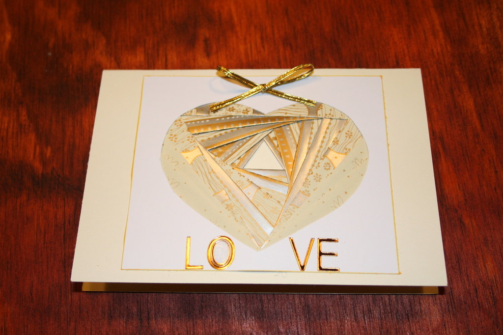 LOVE! BIGLIETTO AUGURI - INVITO
