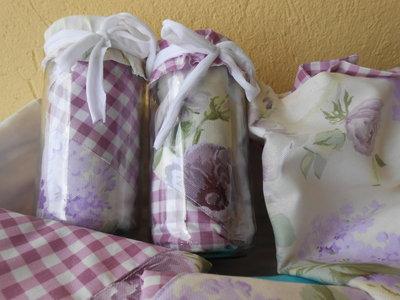 Idea regalo !!! Il grembiule da cucina  in barattolo!!!   idea regalo.