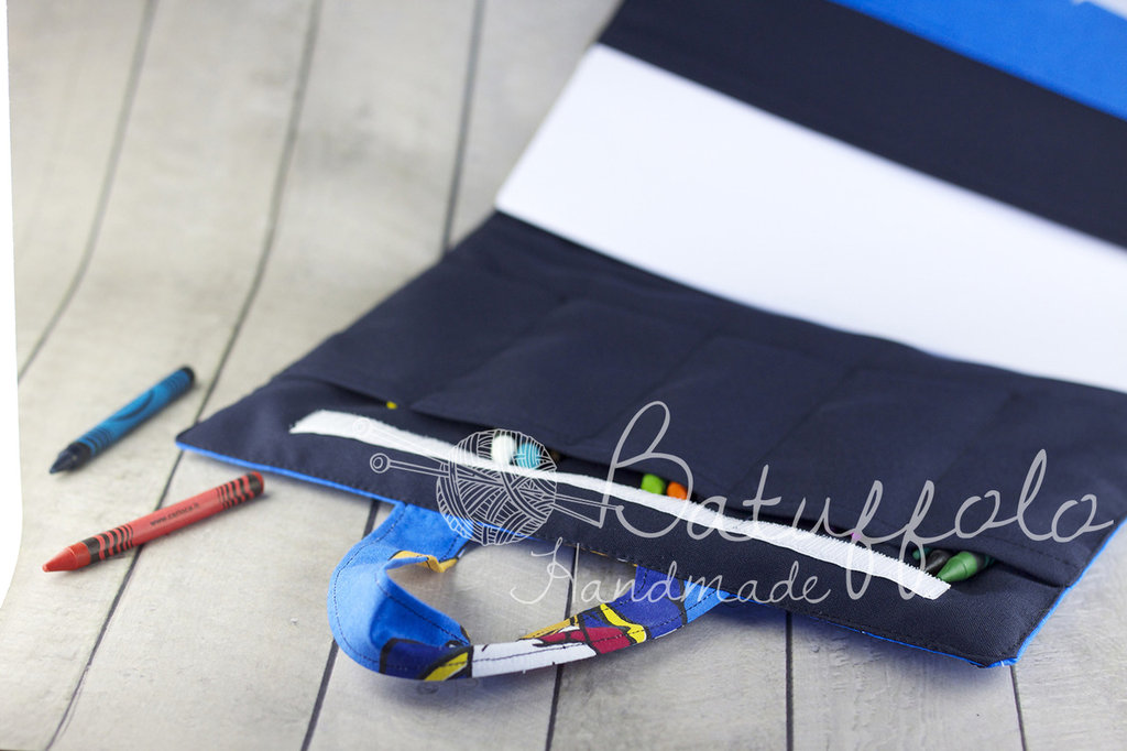 SOS disegno -Kit da disegno da passeggio  - BatuffoloHandmade