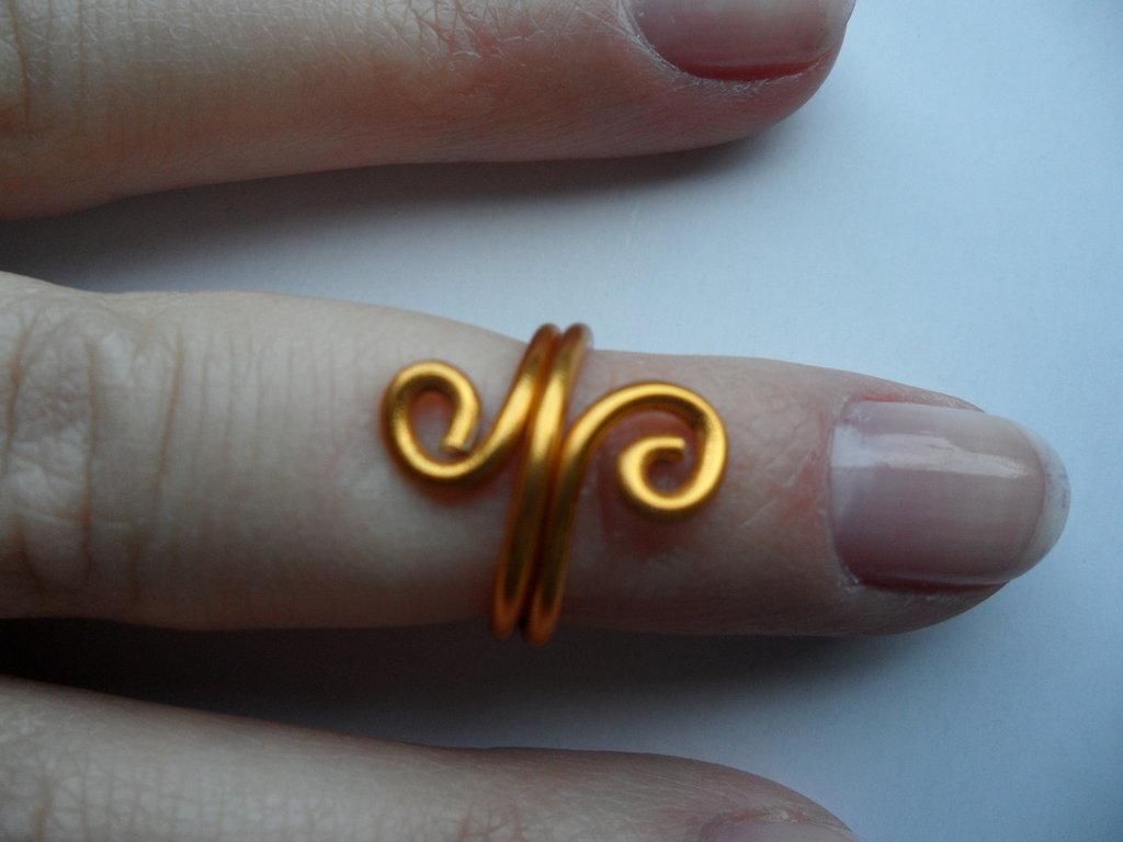Anello a metà dito Oro