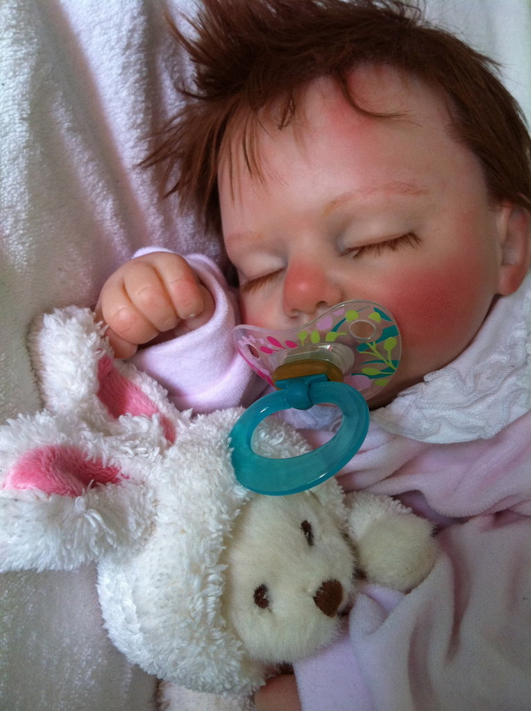 Alice dal kit Tiny Dreamer di Jane Pinkstaff - Lee Middleton