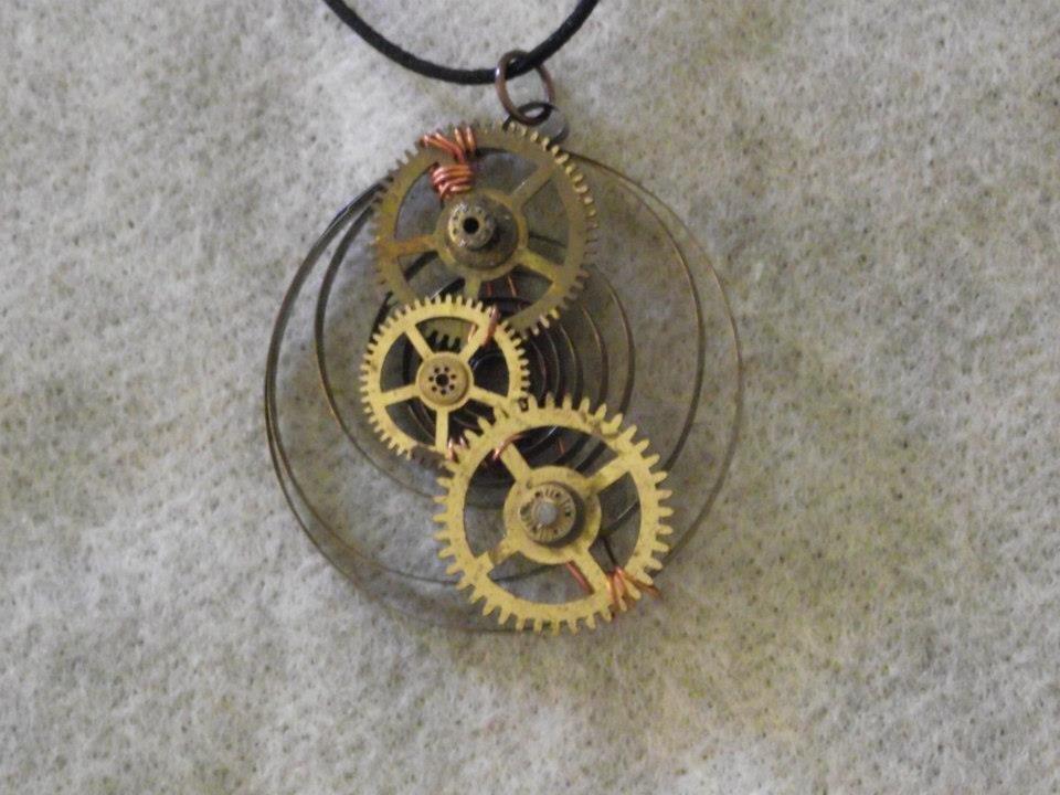 spirale steampunk