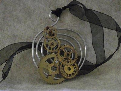collana wire e steampunk