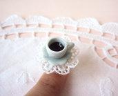 Anello tazzina di caffè