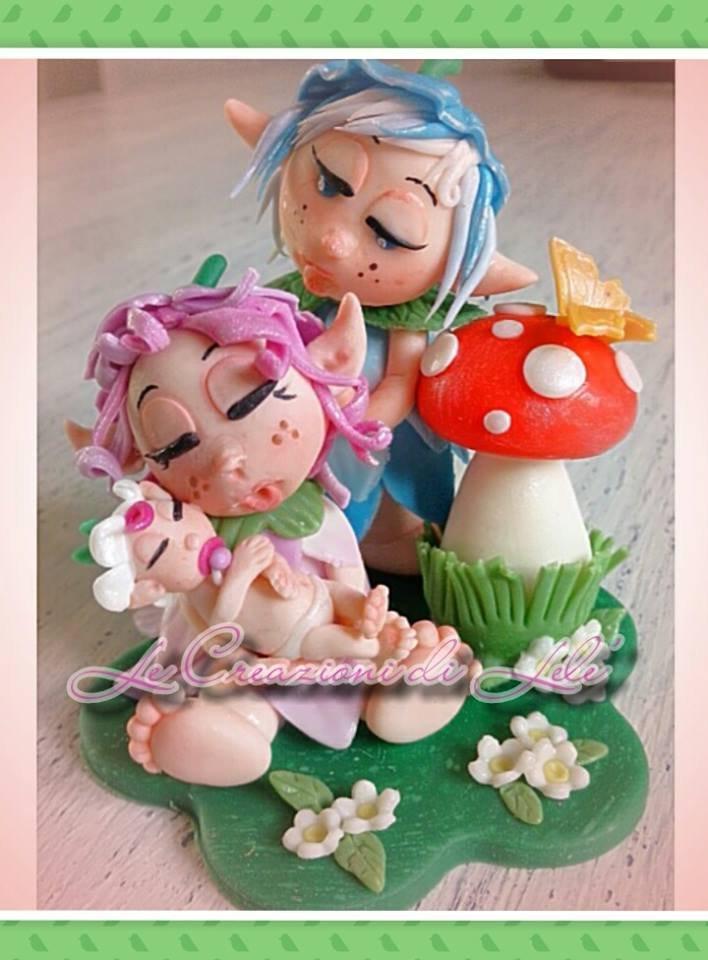 BOMBONIERA , TOPPER CAKE, REGALO