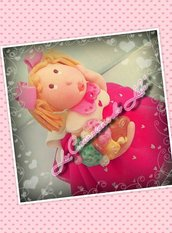 BOMBONIERA, REGALO SWEET DOLL