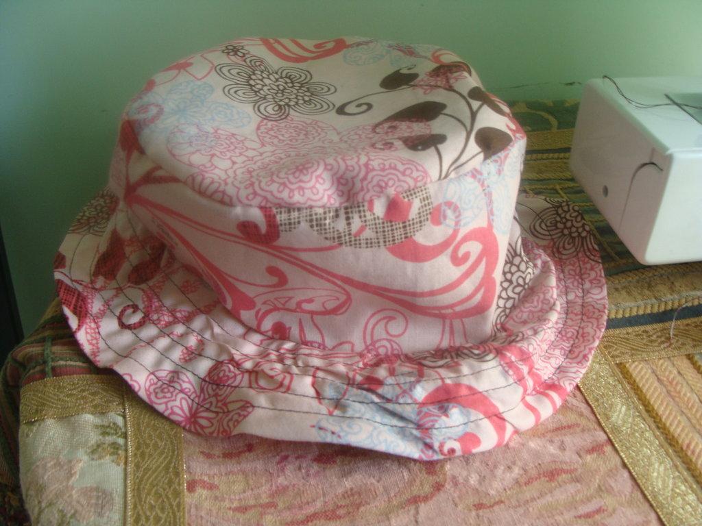 cappellino da spiaggia