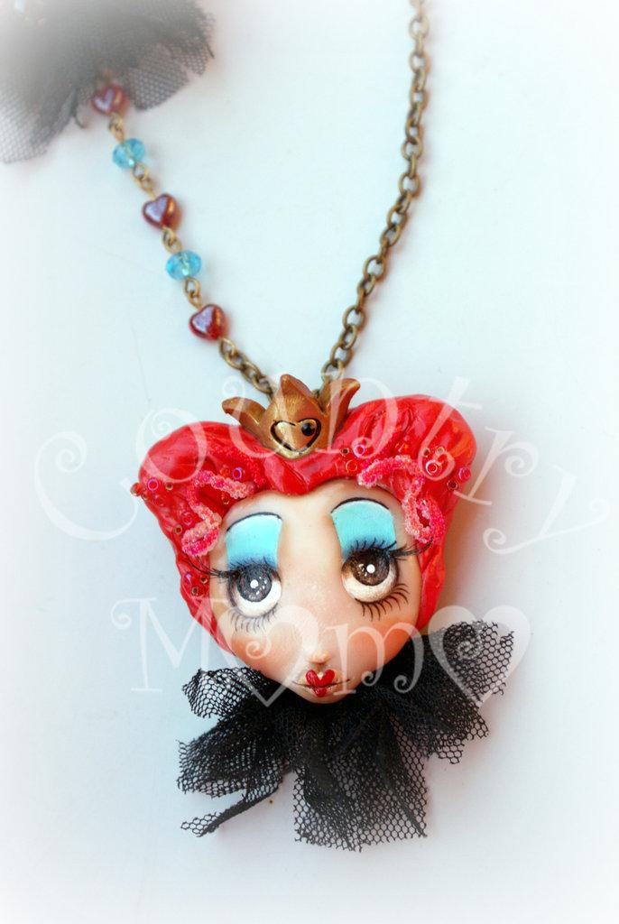 """Collana """"Queen of heart"""""""
