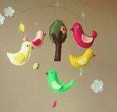"Giostrina ""birds"""