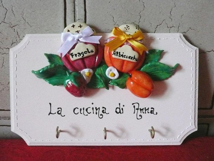 TARGHETTE PER CUCINA - APPENDINI PER ASCIUGA-PIATTI - Per la casa ...