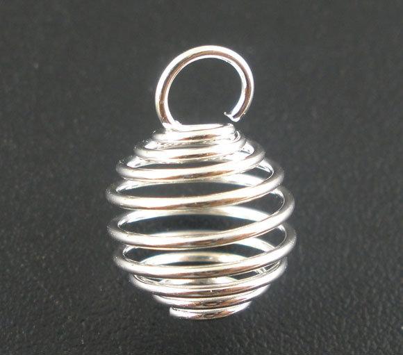 10x gabbiette a spirale