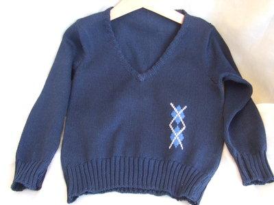 golf  maglioncino gile lana cotone maglia