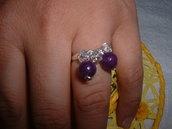 anello bicolore