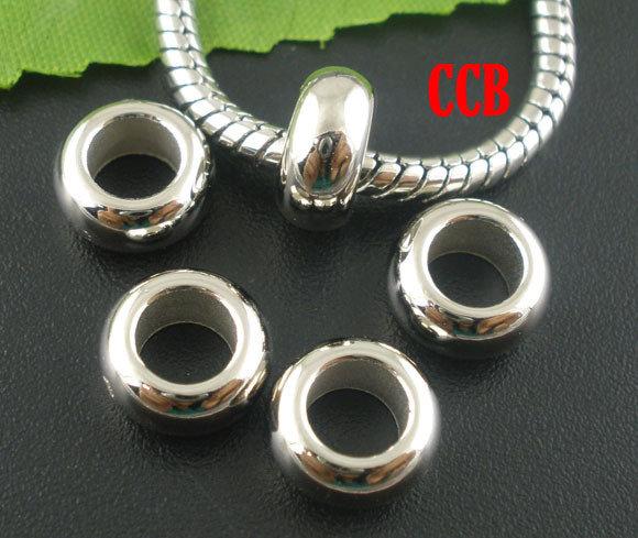 10x  perle ccb a foro largo