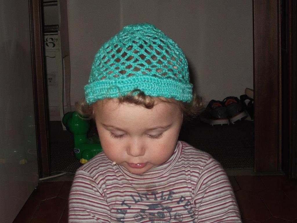 Cappellino bimbo