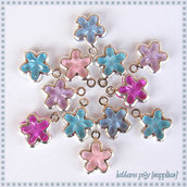 12 Fiori Charms (mix color)