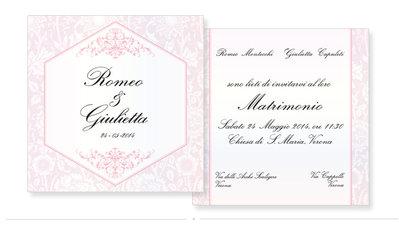 Partecipazione Invito Matrimonio