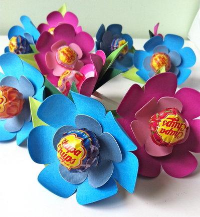 Fiore porta lecca lecca in vendita nel negozio monica pegoraro
