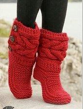 Calzettoni di lana