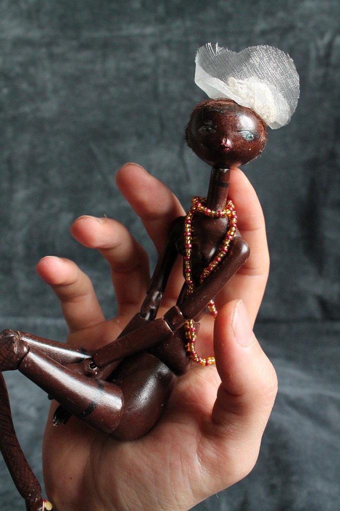 Bambola da Collezione White Bride