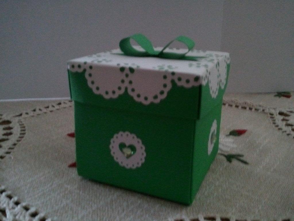 Scatolina porta regali