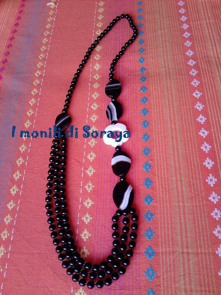 collana rosaria