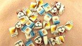Charms sigarette camel merit marlboro   -  FIMO per orecchini, bracciali, collane, portachiavi,