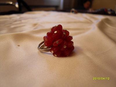 anello cuoricini