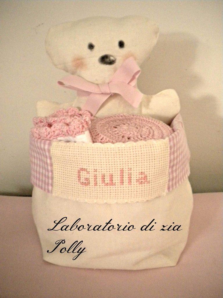 Top Idea regalo per neonata/o - Bambini - Accessori bebè - di  AW31