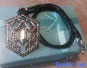 Collana di Thorin scudo di quercia  Lo Hobbit