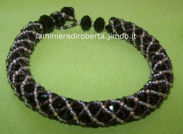 bracciale crystal bangle