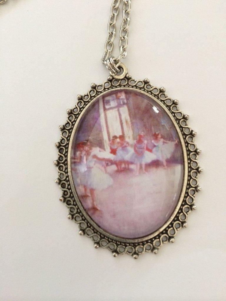 Collana Arte, Degas, Ballerine