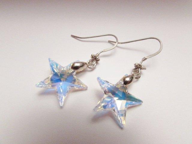 """""""Stella Stella"""" - Orecchini in cristallo Swarovski"""