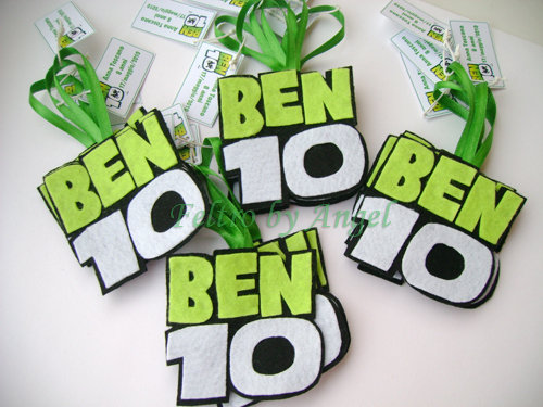 Bomboniere Ben 10