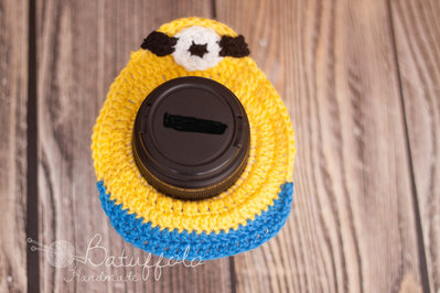 Diverti-Lenti / Lens Buddy - stile minion