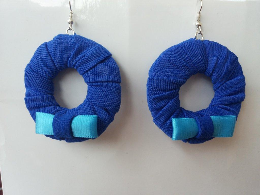 orecchini bluett