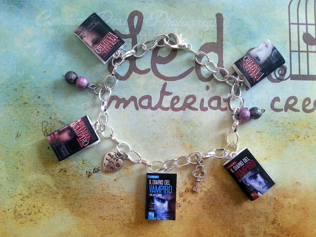 Bracciale The Vampire Diaries