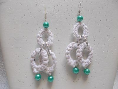 orecchini 3 anelli