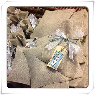 Sacchetti porta confetti confezionati pronti da regalare