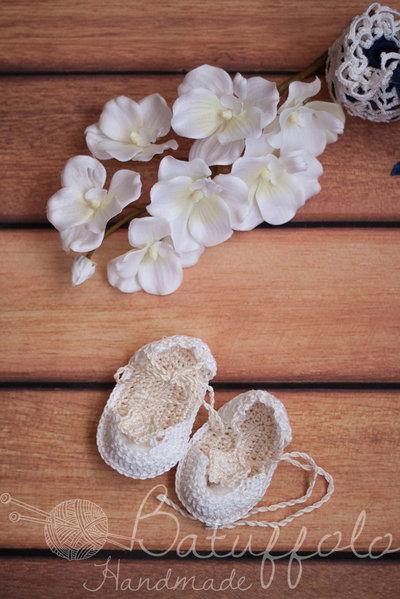 Scarpine neonati eleganti speciale grandi occasioni